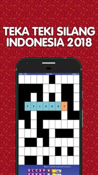 Teka Teki Silang Indonesia 2018 Pro Version apk screenshot