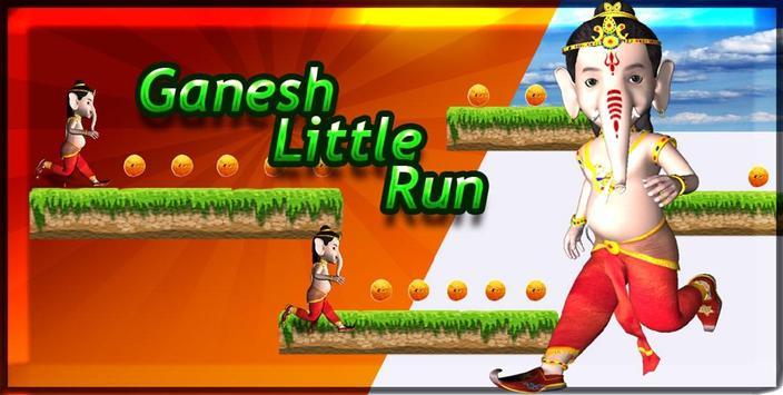 Ganesh Little Run poster