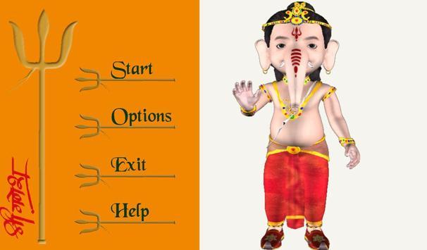 Ganesh Little Run screenshot 2
