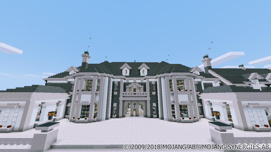 Royal Mansion Minecraft Map Apk 2 1 Download For Android Download Royal Mansion Minecraft Map Apk Latest Version Apkfab Com
