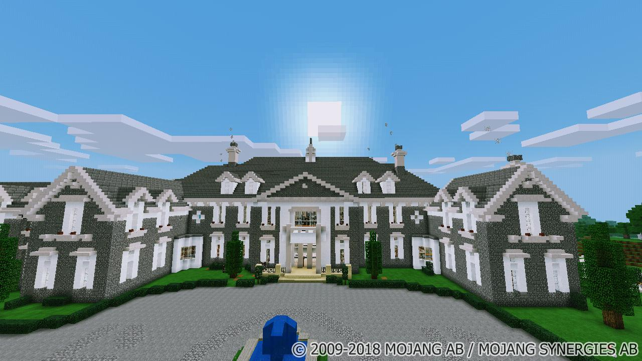 Royal Mansion Minecraft Map for Android - APK Download