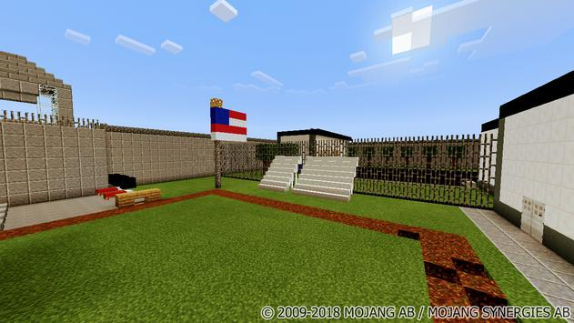 Prison Life and Escape. Roleplay map for MCPE screenshot 18