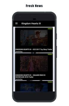 Kingdom Hearts game 2019 screenshot 1