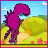 Jurassic Adventure Dinosaur World icon