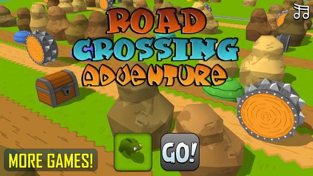 Road Crossing Adventure poster