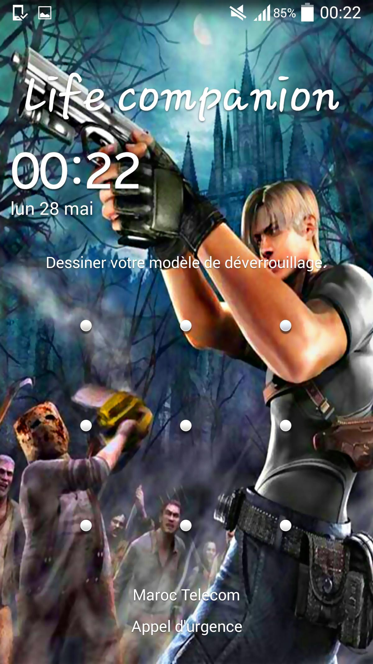 Hd Resident Evil 4 Wallpapers For Android Apk Download