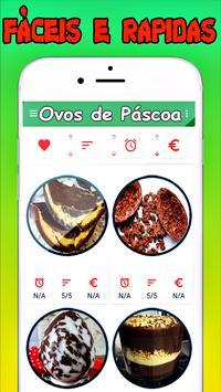 receitas de Ovos de Páscoa screenshot 4