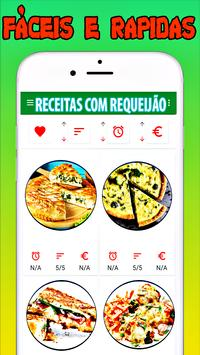 Receitas Com Requeijão screenshot 1