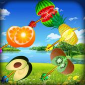 Archery Fruit Shoot Game 2018 icon