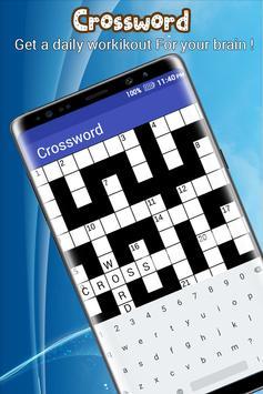 Crossword Puzzle : Fill-In Crosswords apk screenshot