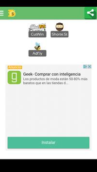 Ganar Dinero Por Internet screenshot 3