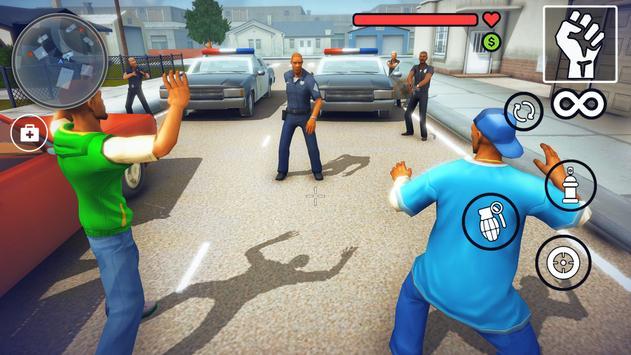 Real Crime Stories: San Andreas screenshot 5