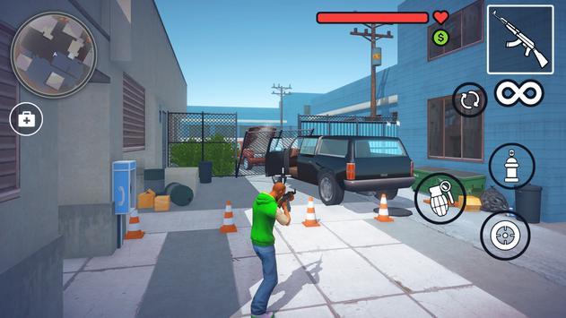 Real Crime Stories: San Andreas screenshot 2