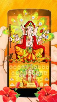 Ganesh Keyboard Theme poster