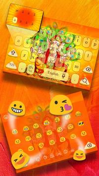 Ganesh Keyboard Theme apk screenshot