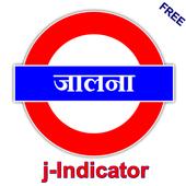 j-Indicator for Jalna icon