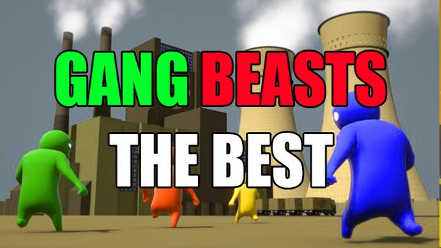 Best Gang Beasts tips poster