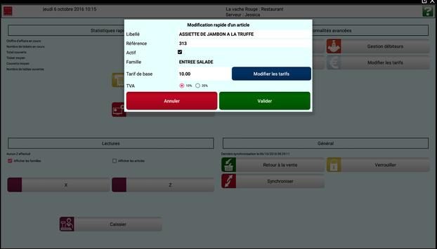 TECHFIVE MANAGER screenshot 9