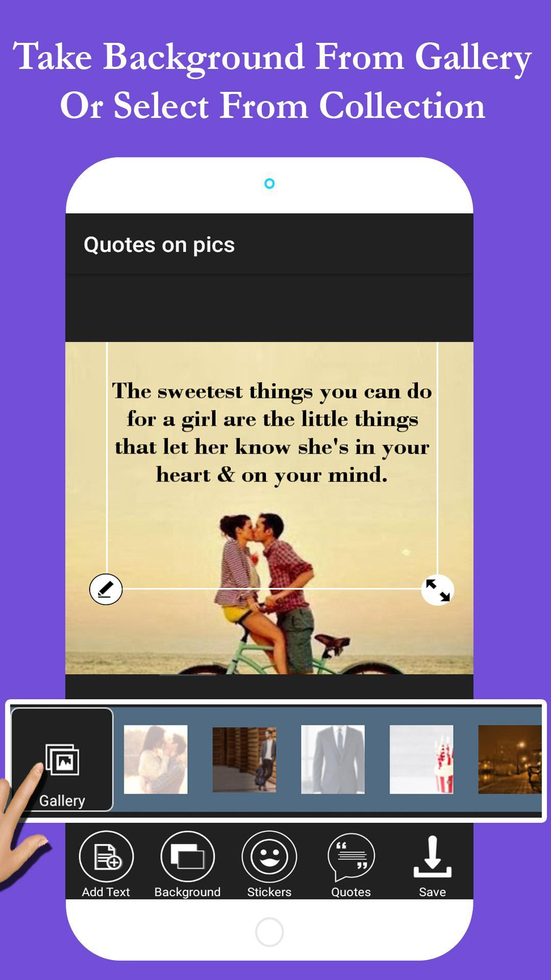 Unduh 66 Background For Quotes App Gratis Terbaik