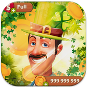 Cheats For Gardenscapes prank icon