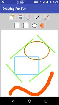 Drawing App poster