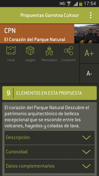 Garrotxa Cultour screenshot 5