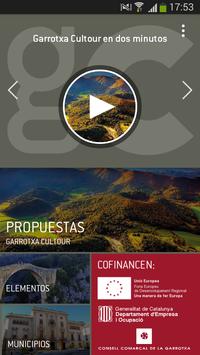 Garrotxa Cultour poster