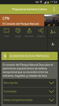 Garrotxa Cultour apk screenshot