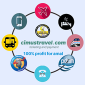 Cimus Travel icon