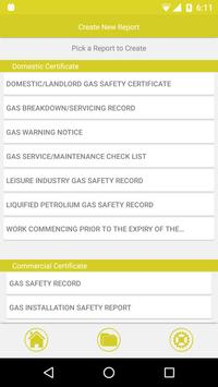 Gas Checker apk screenshot