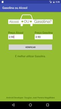 Gasolina ou Álcool screenshot 2