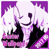 Gaster sans wallpaper icon