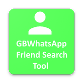 Friend Search Tool for 🆕 GBWhatsapp icon