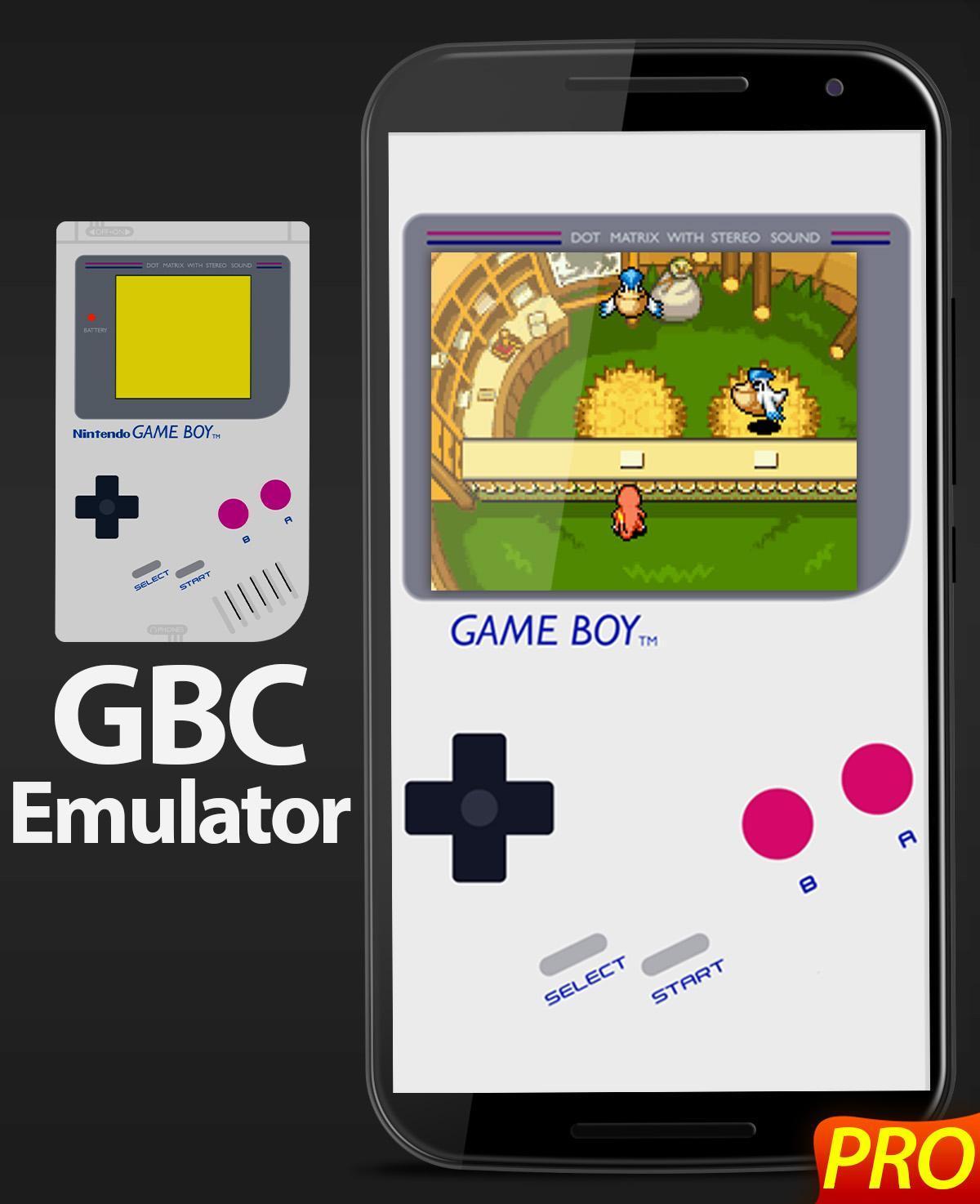 gameboy color emulator android free download