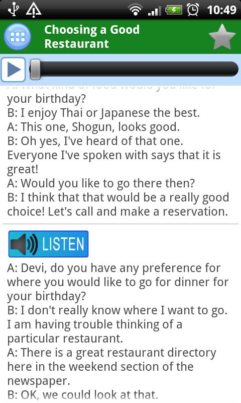 EnglishConversation - Free All for Android - APK Download