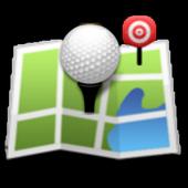 Map Caddie Golf GPS icon