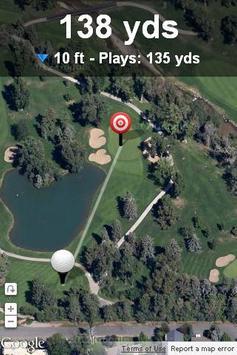 Map Caddie Golf GPS screenshot 3