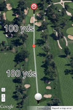 Map Caddie Golf GPS screenshot 4