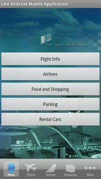 LAX  'OFFICIAL'  Mobile Applic apk screenshot