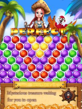 Pirate Age Bubble Shooter poster