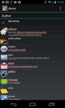 Entigrator HD apk screenshot