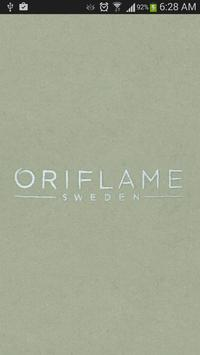 Oriflame Catalogue FREE poster
