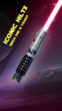 Lightsaber Rogue poster