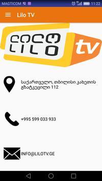 Lilo TV apk screenshot