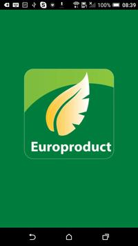 Europroduct poster
