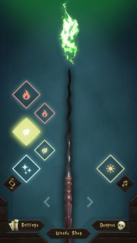 Magic Wands: Wizard Spells постер