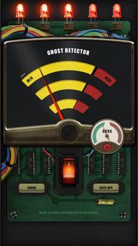 Ghost Sensor - EM4 Detector poster