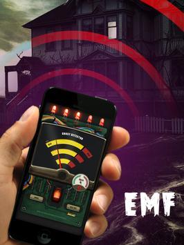 Ghost Sensor - EM4 Detector apk screenshot