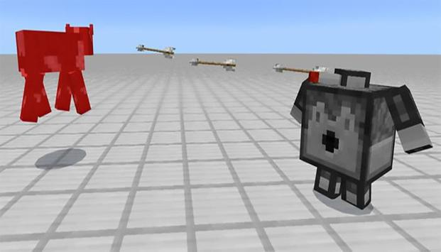 Redstone Mechanic MCPE Addon apk screenshot