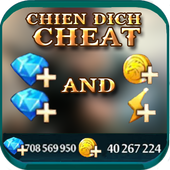 Cheat Chien dich huyen thoai Prank New icon